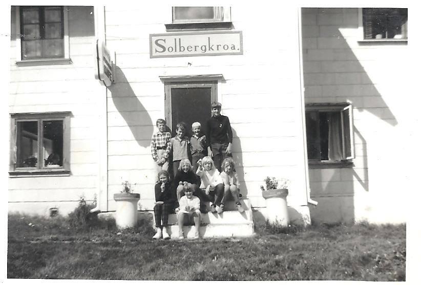 Solbergkroa
