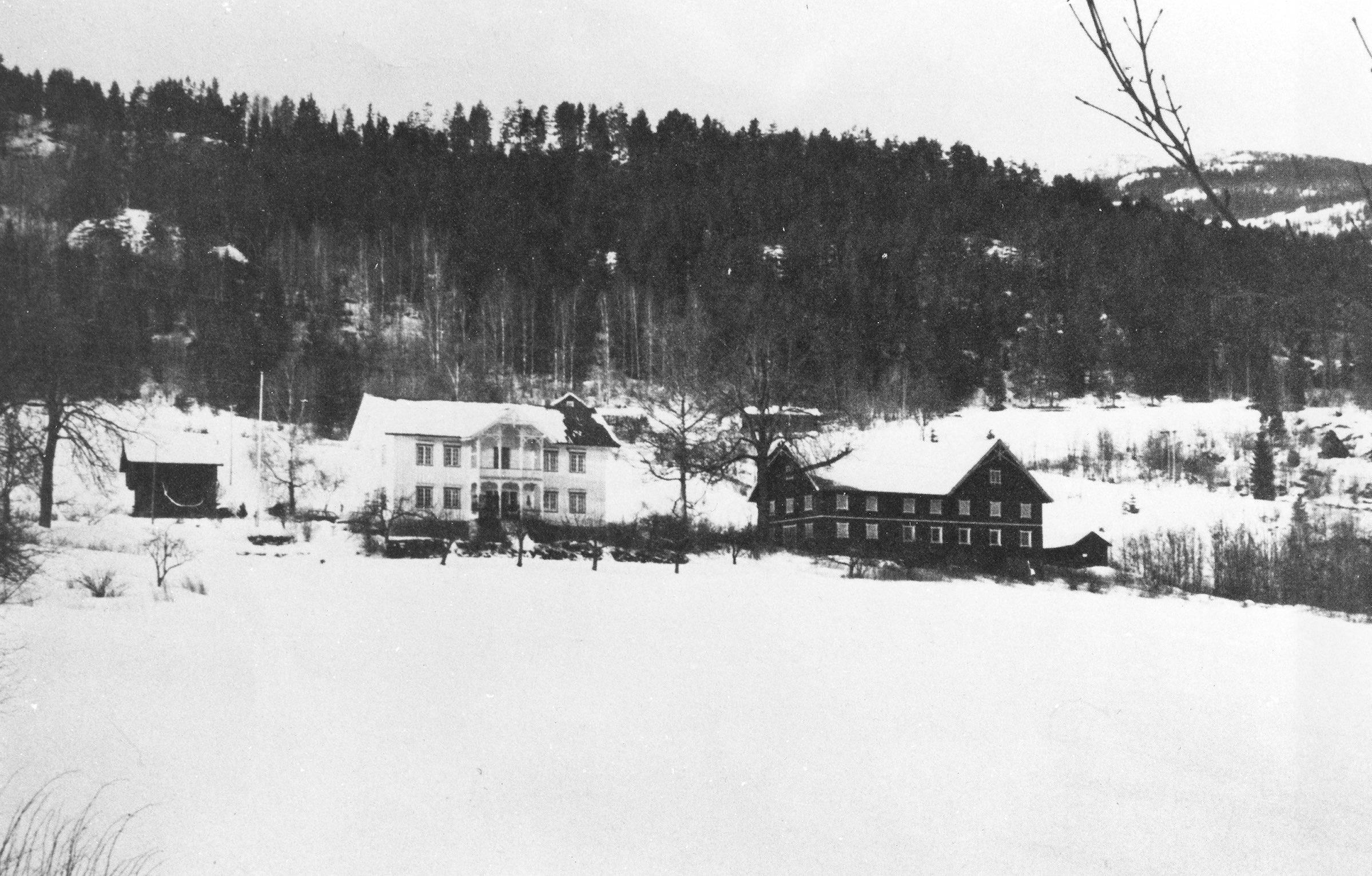 Vinter på Storgård