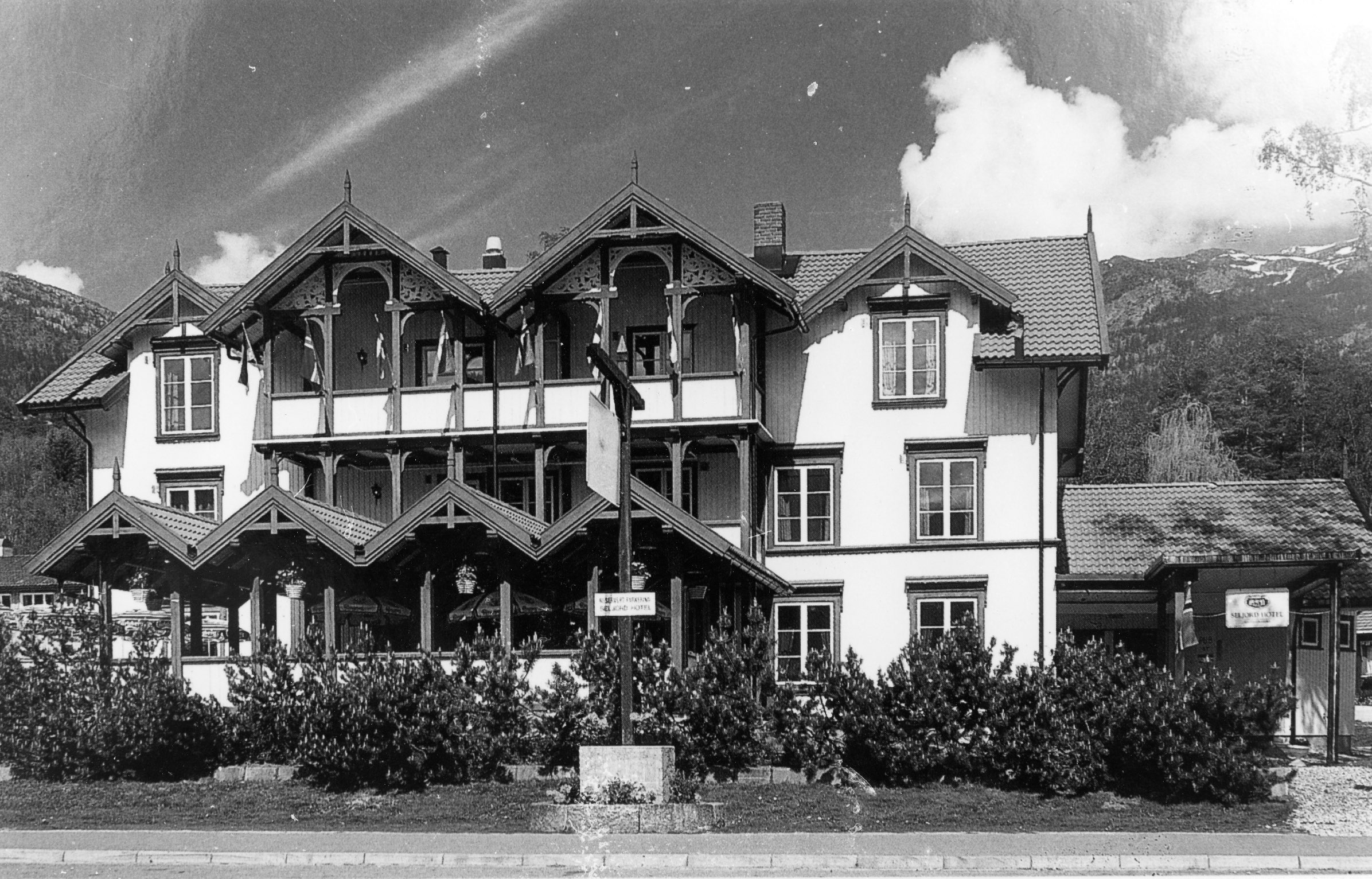 Seljord  Hotell