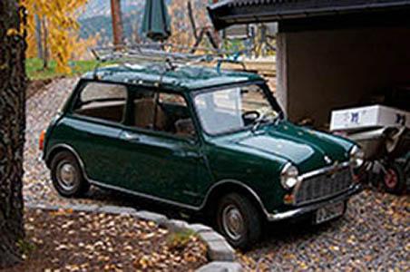 Morris Mini 1968