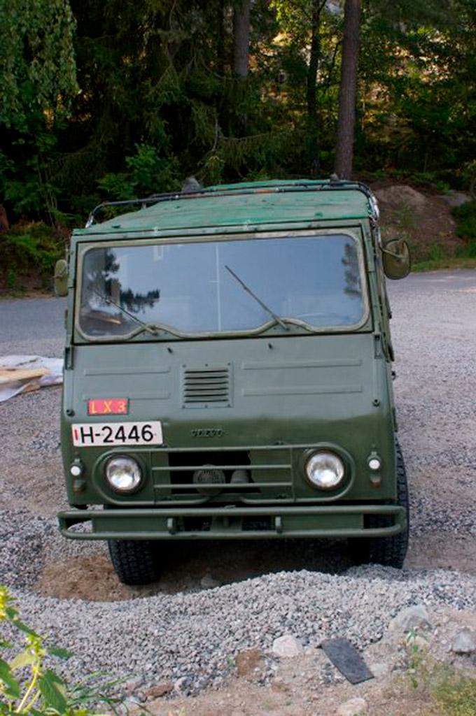 Volvo Valp 1967
