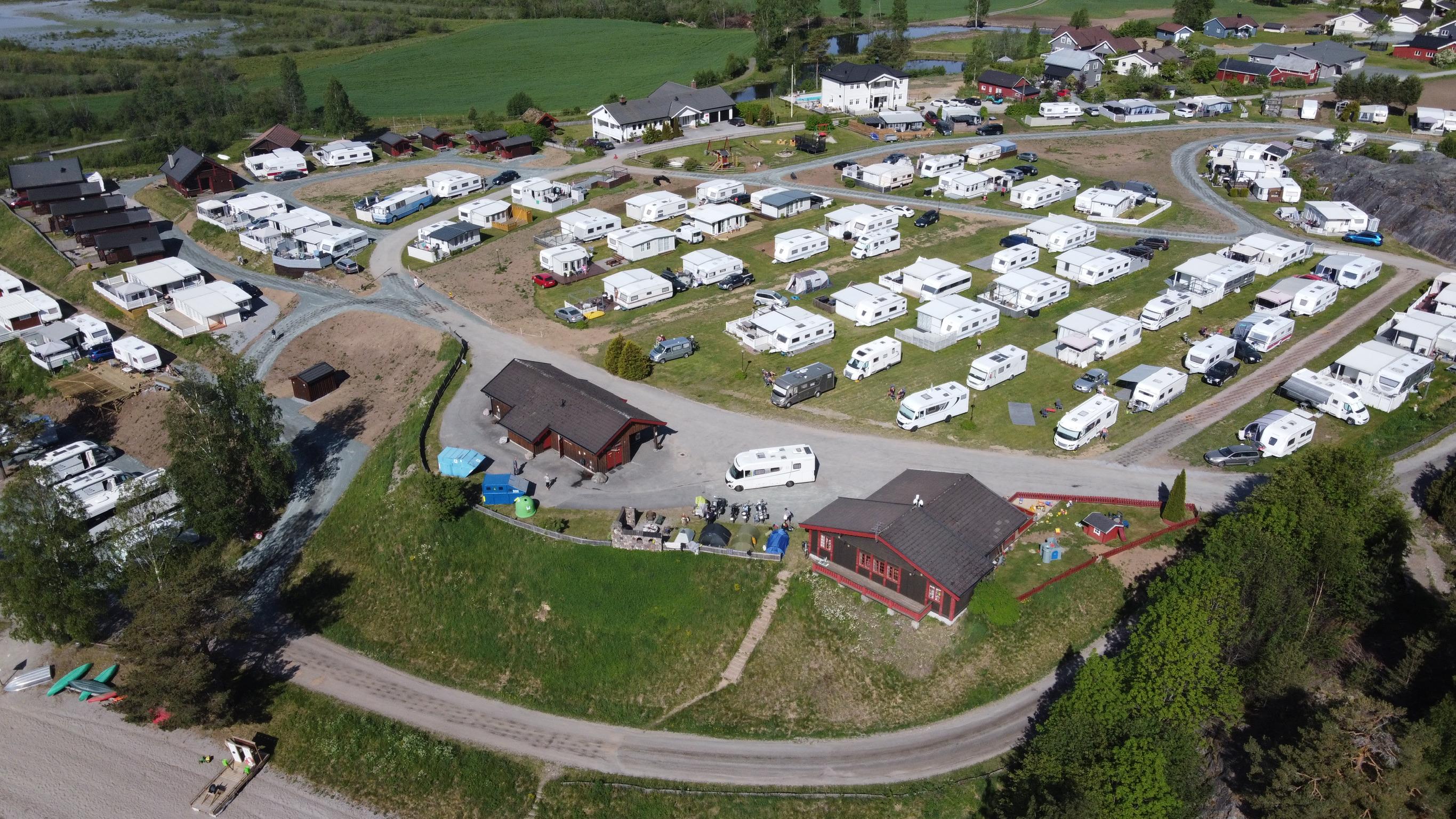 Seljord Camping og Badeplass